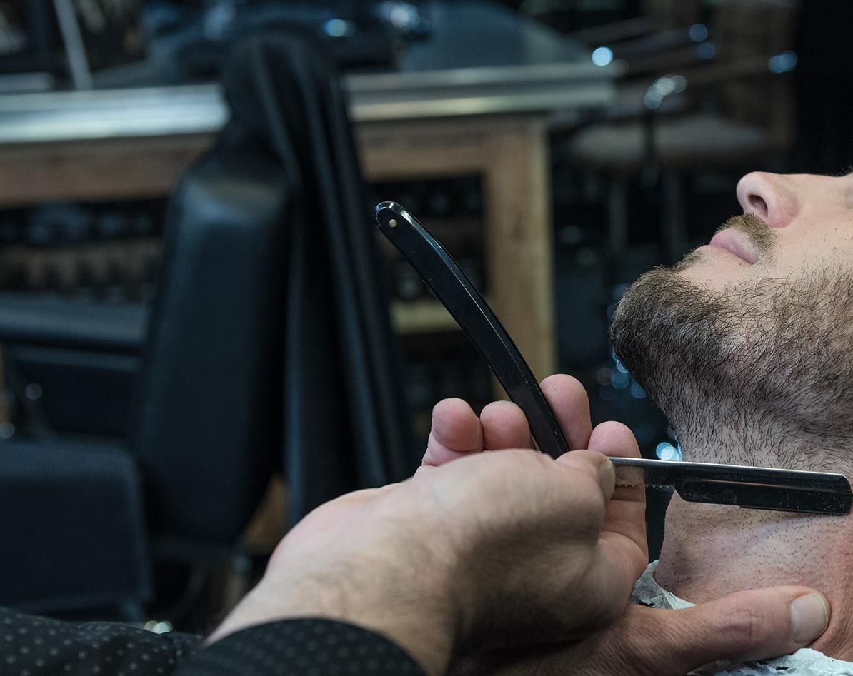 Barber ifryzjer męski naPowiślu